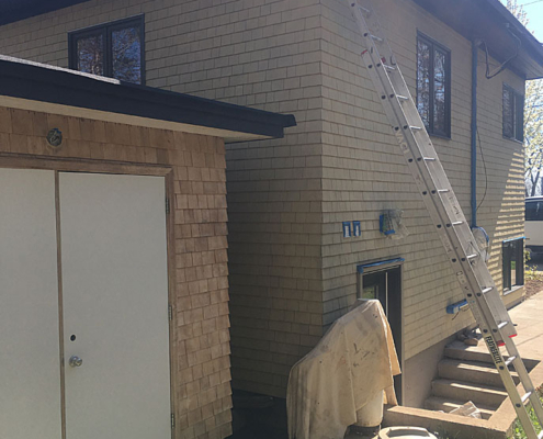 Herring Cove project